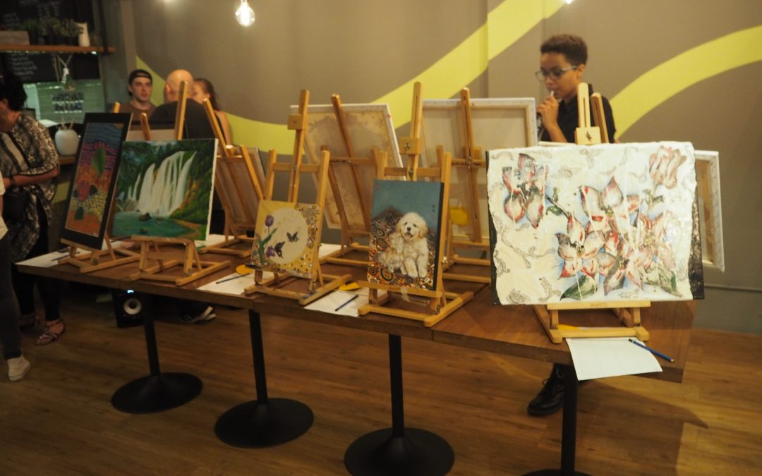 Steps Art Auction 2018