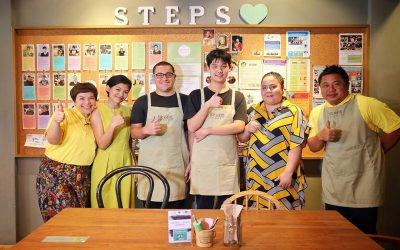 Steps May 2019 Newsletter