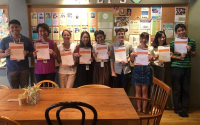 Steps team achieves another first for speech and language support in Bangkok
