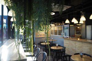 Inside Steps Coffee Shop HeadStart