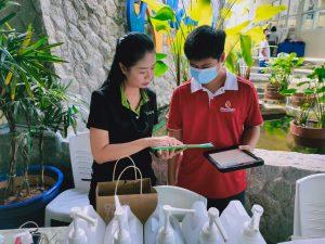 BTEC student at Steps Phuket